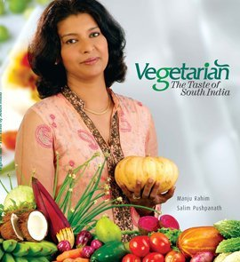 9788188000302: Vegetarian The Taste OfF South India