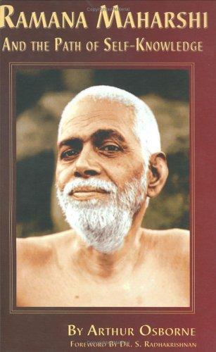 9788188018116: Ramana Maharshi and the Path of Self-Knowledge