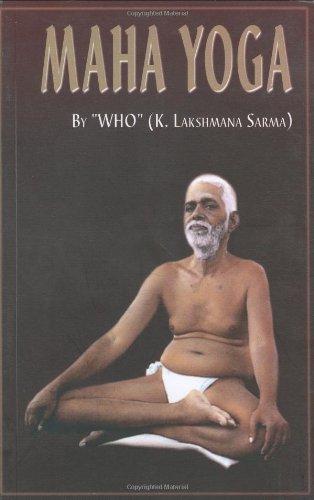 Maha Yoga: Sarma, K. Lakshmana