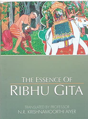 9788188018819: THE ESSENCE OF RIBHU GITA: SELECTION AND TRANSLATION