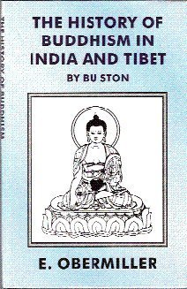 The History of Buddhism in India and Tibet: Companion Volume to the Jewellery of Scripture