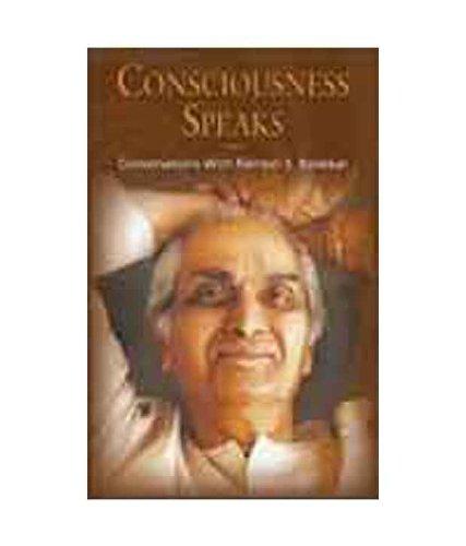9788188071654: Consciousness Speaks