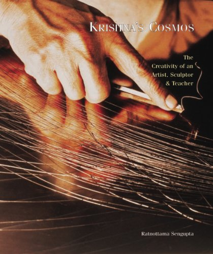 9788188204168: Krishna's Cosmos: The Creativity of an Artist, Sculptor & Teacher