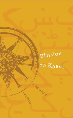 9788188204724: Mission to Kabul