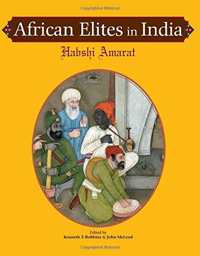 9788188204731: African Elites in India