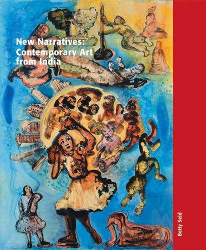 9788188204823: New Narratives: Contemporary Art from India
