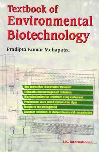 Textbook Of Environmental Biotechnology: Mohapatra P.K.