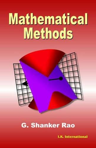 9788188237579: Mathematical Methods