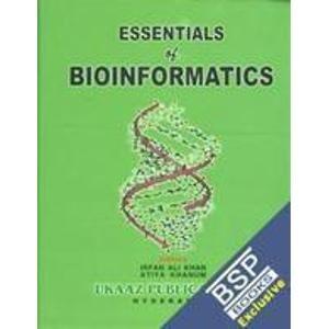 Essentials of Bioinformatics: Irfan A Khan