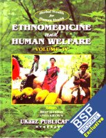 Ethnomedicine and Human Welfare Vol: IV: Irfan Ali Khan