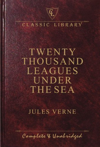 9788188280179: 20 Thousand Leagues Under the (Classic Library)