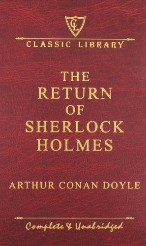 Return of Sherlock Holmes (Classic Library): Doyle, Arthur Conan