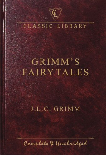 9788188280995: Grimm's Fairy Tales (Classic Library)