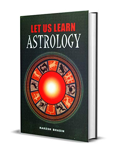 9788188322534 - RAKESH BHASIN: LET US LEARN ASTROLOGY - पुस्तक