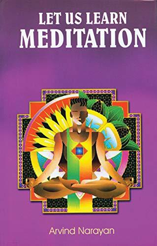 9788188322558: Let us Learn Meditation