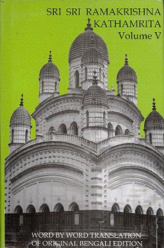 9788188343065: Sri Sri Ramakrishna Kathamrita V. 5