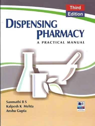 Dispensing Pharmacy Book