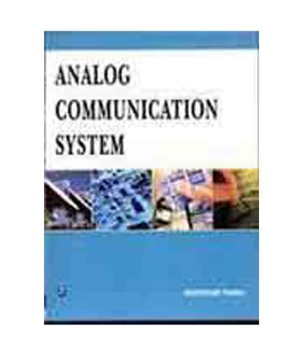 9788188458004: Analog Communication Systems