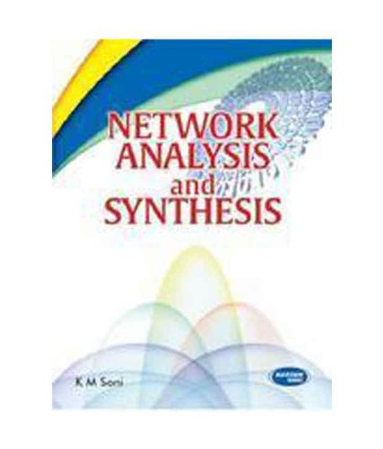 Network Analysis and Synthesis: Dr K.M. Soni