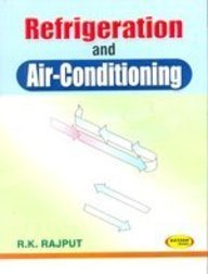 9788188458400: Refrigeration And Air-conditioning