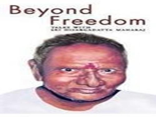 9788188479283: Beyond Freedom: Talks with Sri Nisargadatta Maharaj