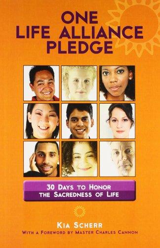 One Life Alliance Pledge: Kia Scherr