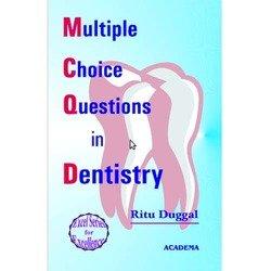 MCQs in Dentistry: Duggal, Ritu