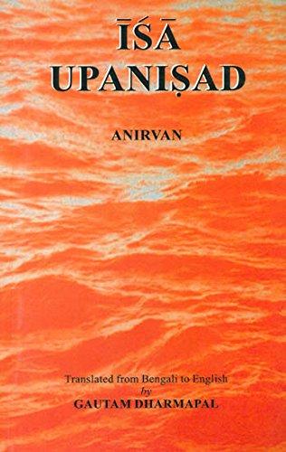 ISA Upanisad: Anirvan