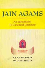 9788188658275: Jain Agams: An Introduction to Canonical Literature.