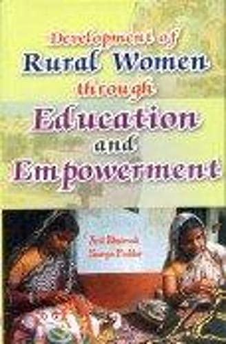 Development of Rural Women Through Education and Empowerment: Anil Bhuimali and Sampa Poddar