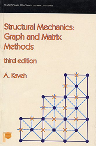 9788188689286: Structural Mechanics: Graph & Matrix Methods 3/E