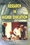 Research in Higher Education: Chhaya Shukla