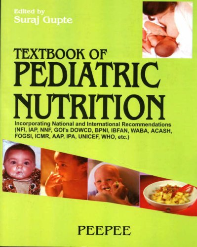 9788188867745: Textbook of Pediatric Nutrition
