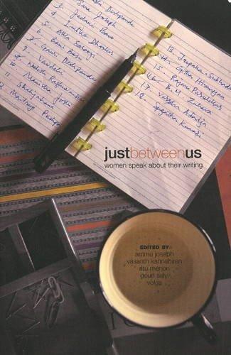 Just Between Us: Women Speak About Their: Ammus Joseph Vasanth