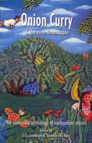 Onion Curry & Nine Times Table: The: G. S. Jayasree