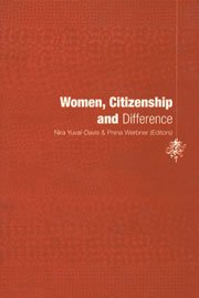 9788189013332: Women, Citizenship & Difference