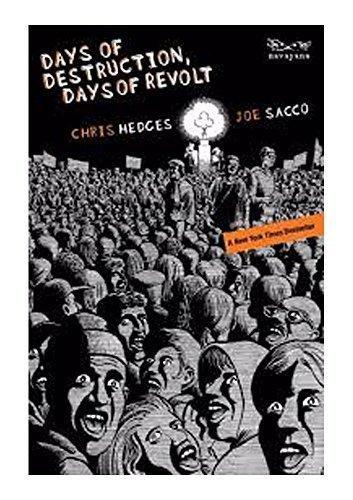 9788189059606: Navayana Days Of Destruction, Days Of Revolt [Paperback] [Dec 31, 1899] Joe Sacco