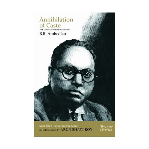 9788189059637: Navayana Annihilation Of Caste: The Annotated Critical Edition