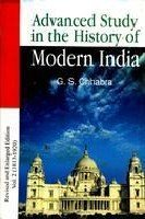 9788189093075: Advance Study in the History of Modern India (Volume. 2: 1803-1920) (v. 2)