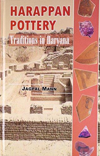 9788189131685: Harappan Pottery Traditions in Haryana