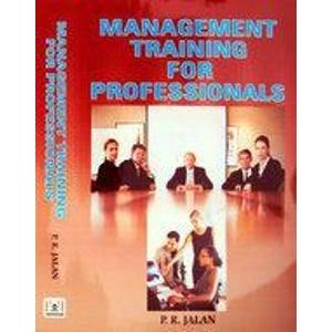 Management Training for Professionals: P.R. Jalan