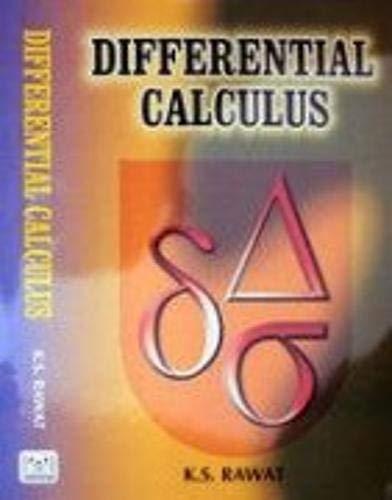 Differential Calculus: K.S. Rawat