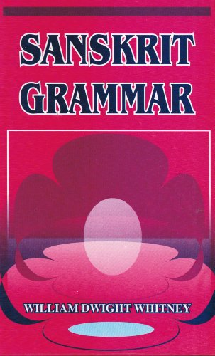 9788189211028: Sanskrit Grammar Including Both, the Classical Language and the Older Dialects of Veda and Brahmana