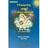 Planets and Education Volume 1: Singh, Naval; Rao,