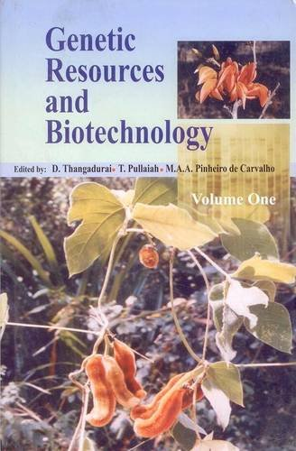 Genetic Resources & Biotechnology Volume 1