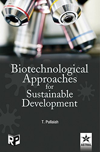 Biotechnological Approaches for Sustainable Development: T. Pullaiah