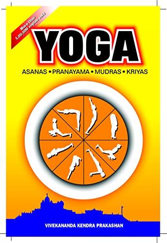 9788189248000: Yoga: An Instruction Booklet (Asanas, Pranayama, Mudras, Kriyas)