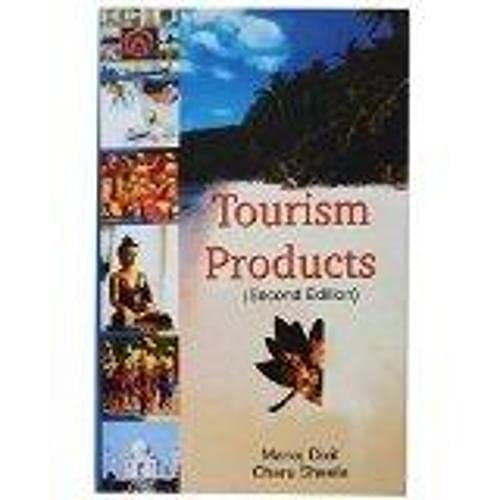 9788189267292: Tourism Products