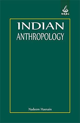 9788189267995: Indian Anthropology