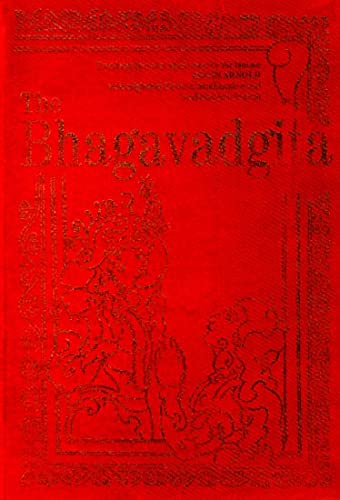 9788189297022: The Bhagavadgita India's Great Epic Translated into easy blank verse with original in Sanskrit, transliteration and rendering into English